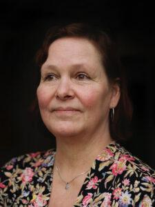 Jordemoder Charlotte Falk – Fotograf Marie Hald